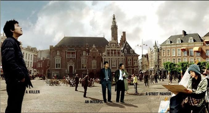 genie在西欧之荷兰比利时