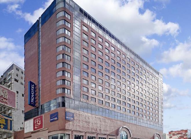 香港九龙诺富特酒店预订