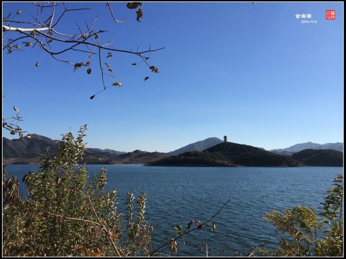 金海湖风景区