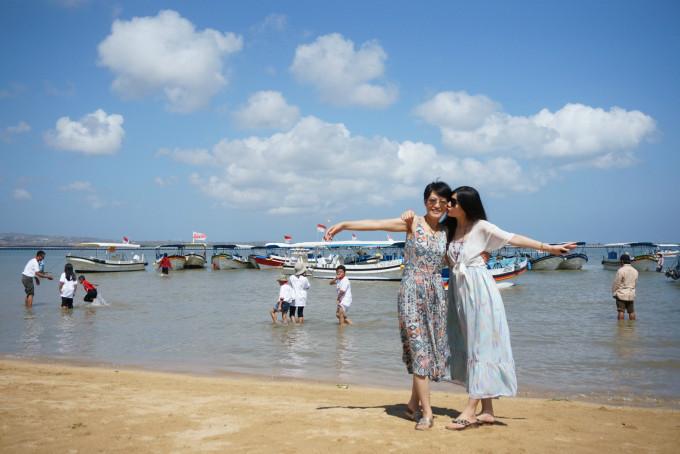我和妈妈的巴厘岛蜜月之旅 2014.9.11-9.16