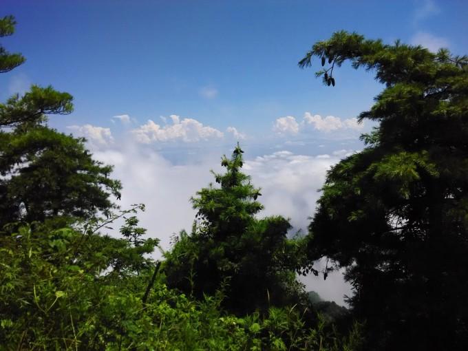 天台山(2015年7月19日)