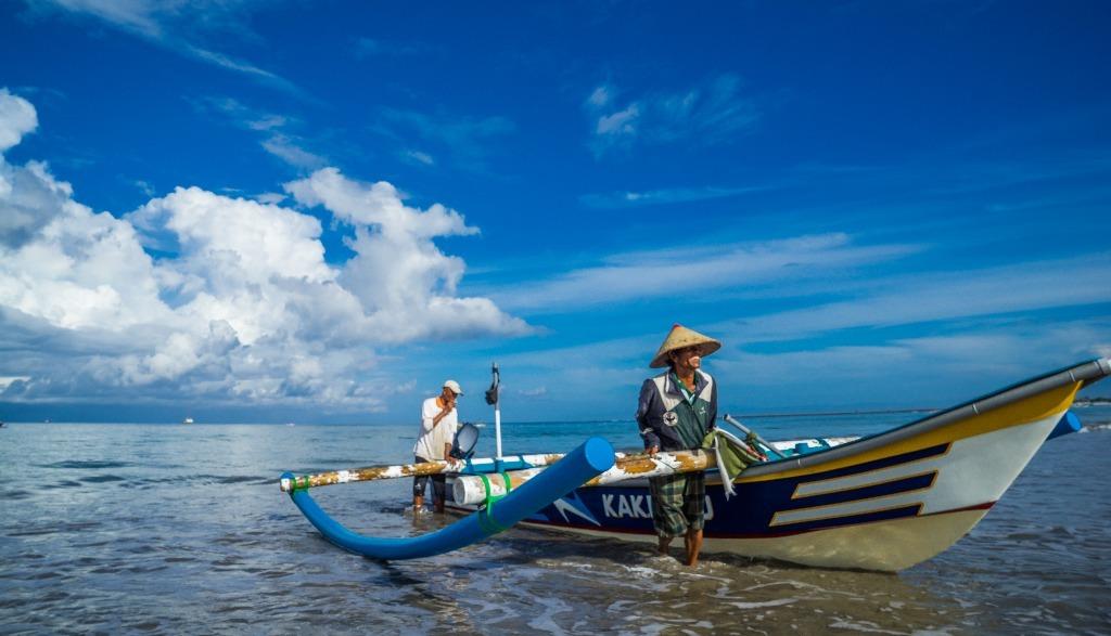 旅游胜地巴厘岛努沙杜瓦