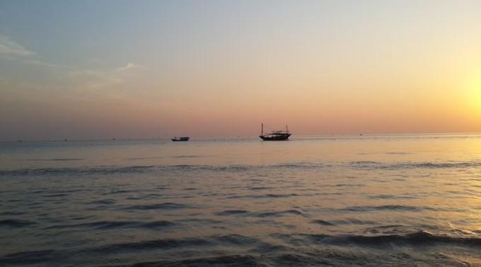 桂林--北海--涠洲岛三地游