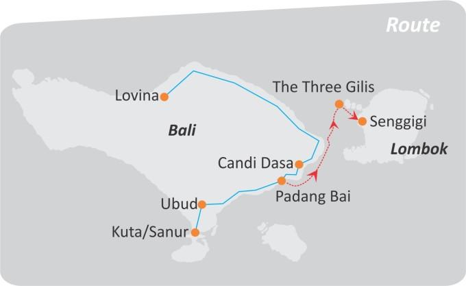 从Gili T到龙目岛有公共船和快船可选,快船大多是直接到龙目岛的senggigi且可免费驳接送至senggigi的酒店,公共船则是到bangsal码头的。无论是从个旅游网站的评论看,甚至印尼本地的一些旅游网站的介绍看,Bangsal的是差到不能再差了。即便如此,我还是尝试了公共船+黑车的方式,实际上也没遇到任何问题。 先说下公共船,如果打算搭乘公共船从Gili T去龙目岛的话,完全不需要提前订票,船是一会儿一趟,坐满即发,票价是15K每人。在码头的售票亭买票之后,工作人员会在本子上登记人数,等人数差不多