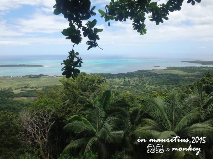 毛里求斯,海岛天堂的蜜月行走记