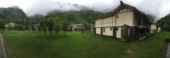 唐家河风景区