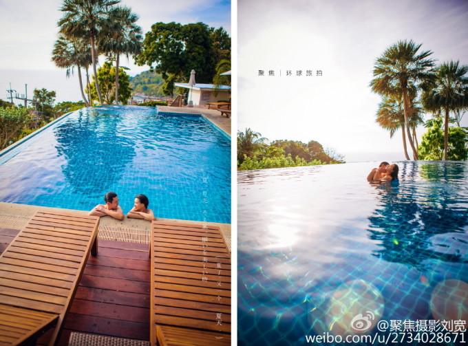 泰国普吉岛蜜月旅拍