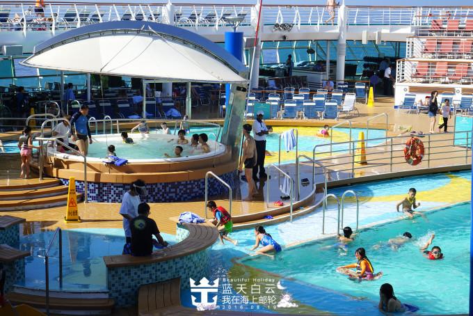 消暑度假# 8.19海上奇幻游轮の皇家加勒比海洋航行者