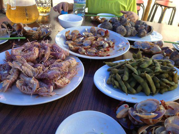 海鲜 美食 580_435