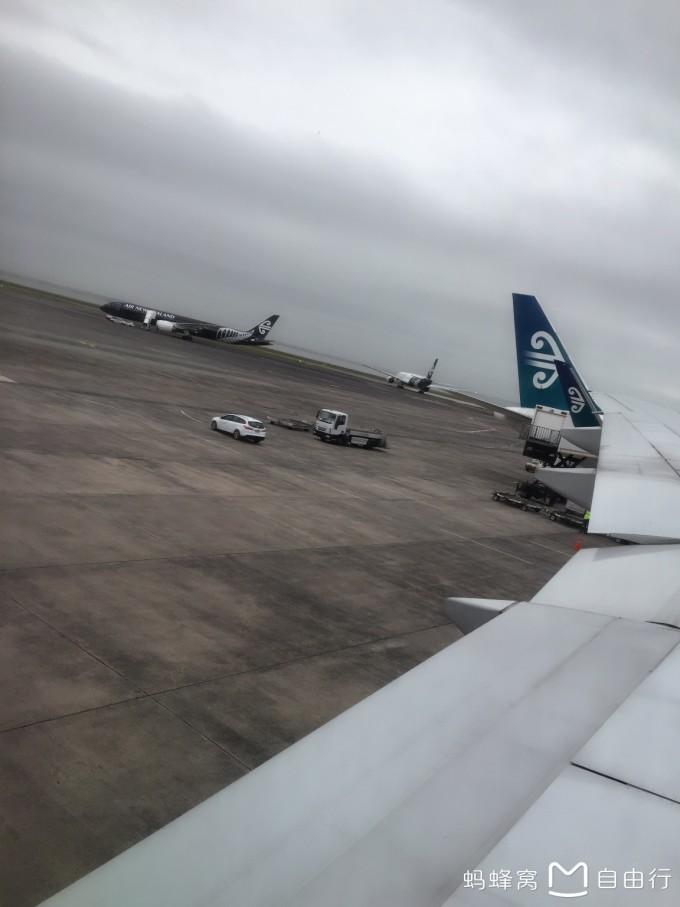 上海直飞奥克兰也是使用787机型