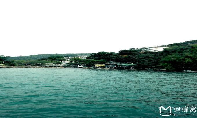 香港机场到南丫岛