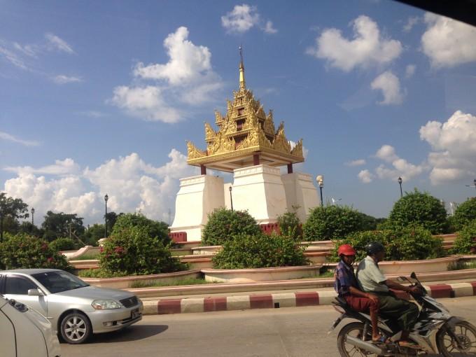 走佛塔之国缅甸