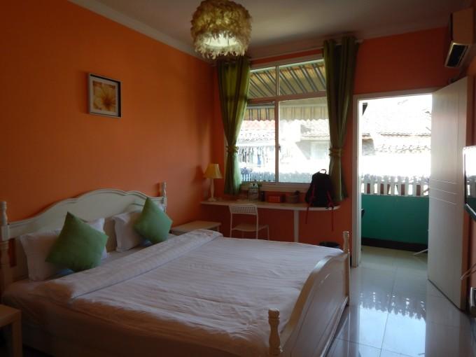 卧室自拍_背景墙 房间 家居 酒店 设计 卧室 卧室装修 现代 装修 680_510