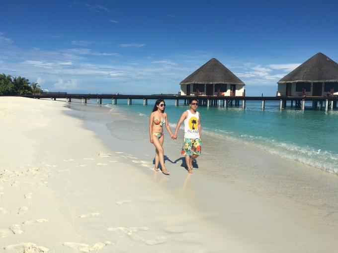 给我一个理由忘记-马尔代夫蜜月旅行(蜜杜帕茹岛之初体验)