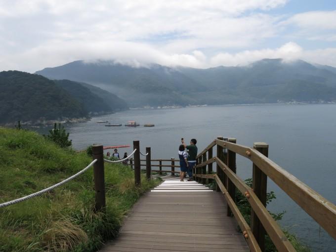 韩国巨济岛之行----风之丘陵