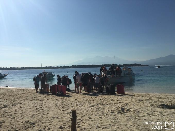 印度尼西亚 龙目岛 吉利德拉娜安岛 旅行随笔
