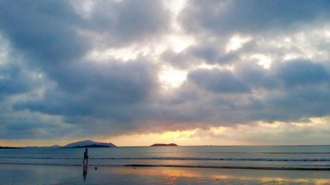 平潭龙凤头海滨浴场