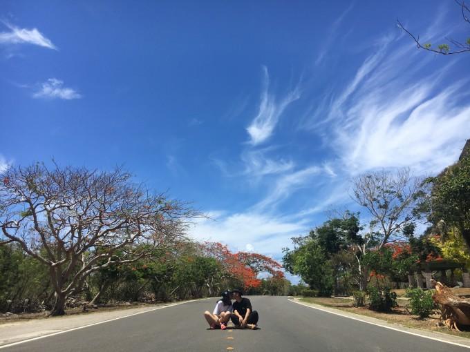 你好,碧海蓝天的塞班岛四个高中生的毕业v你好联考什么高中深圳时候图片